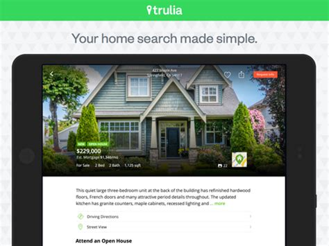 trulia section 8 real estate by trulia homes for sale apartments for