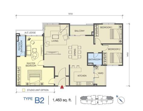 1 desa residence floor plan review for saville cheras cheras south propsocial