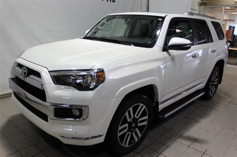 Toyota 2015 Limited 2015 Toyota 4runner Limited 42 999 Qu 233 Bec