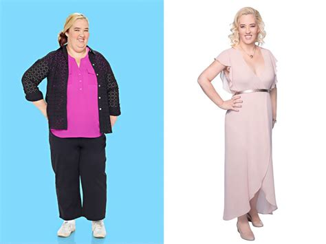 e weight loss june shannon opens up on drastic weight loss