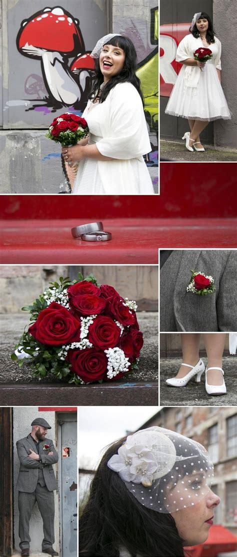 Hochzeit 50er Jahre Stil by Rockabilly Hochzeit Eine Fotostory Zum Verlieben