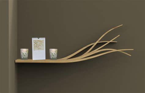 Stylish Shelf by Stylish Shelf In Wind Motion Shape A Shelf In The Wind