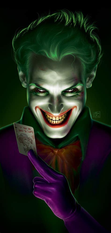 joker painting the joker by jossielara on deviantart