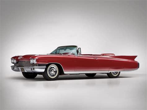 1960 Cadillac Convertible Cadillac Eldorado Biarritz Convertible 1960 Deluxe Battery