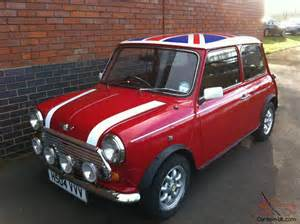 1990s Mini Cooper For Sale 1990 Rover Mini Cooper White