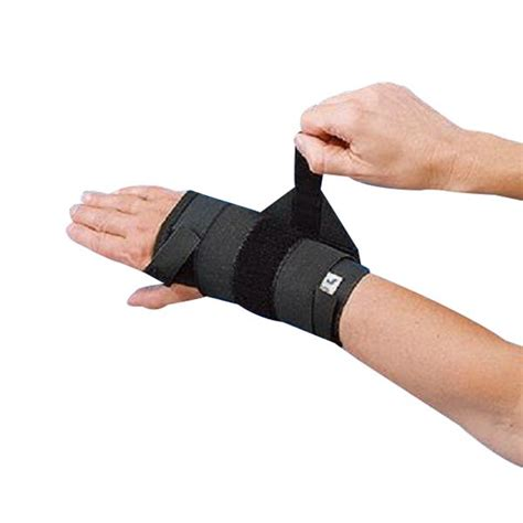 Wrist Tensimeter rolyan elastic wrist support with tension wrist supports