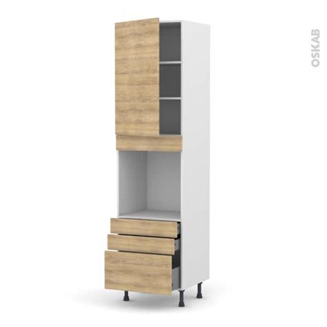 colonne de cuisine 60 cm colonne de cuisine n 176 2459 four encastrable niche 60 hosta