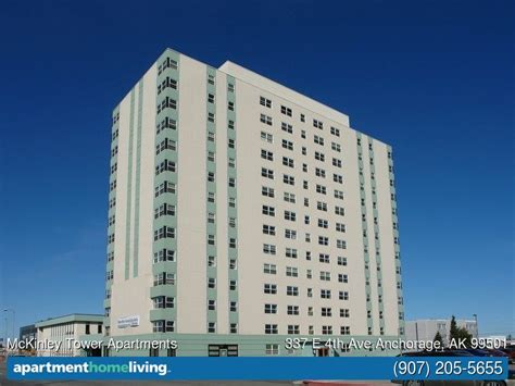anchorage appartments mckinley tower apartments anchorage ak apartments