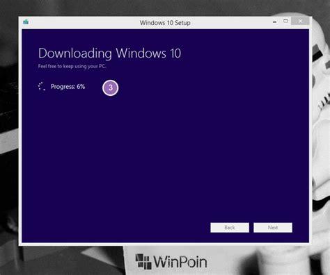 tutorial cara upgrade ke windows 10 cara upgrade windows 10 dengan media creation tool