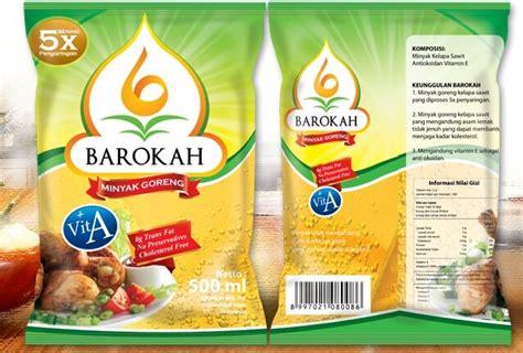 Minyak Goreng Kemasan 5 Liter 5 inspirasi kemasan minyak goreng bantal yang nggak pasaran
