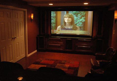 basement home theater design ideas