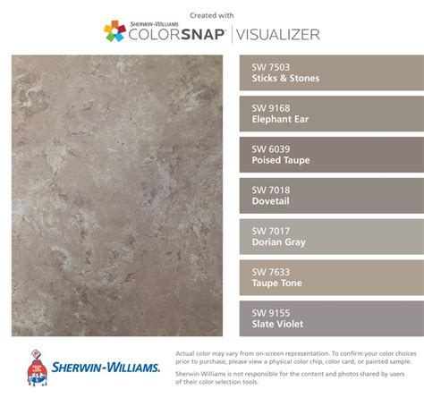 best taupe paint colors best 25 sherwin williams poised taupe ideas on