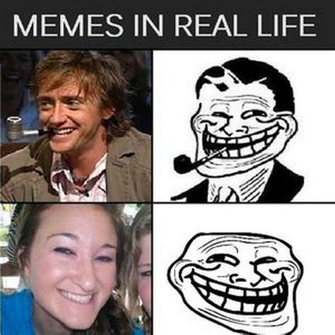 Meme In Real Life - memes faces in real life image memes at relatably com