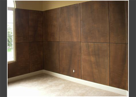 faux wood paneling faux wood wall panels