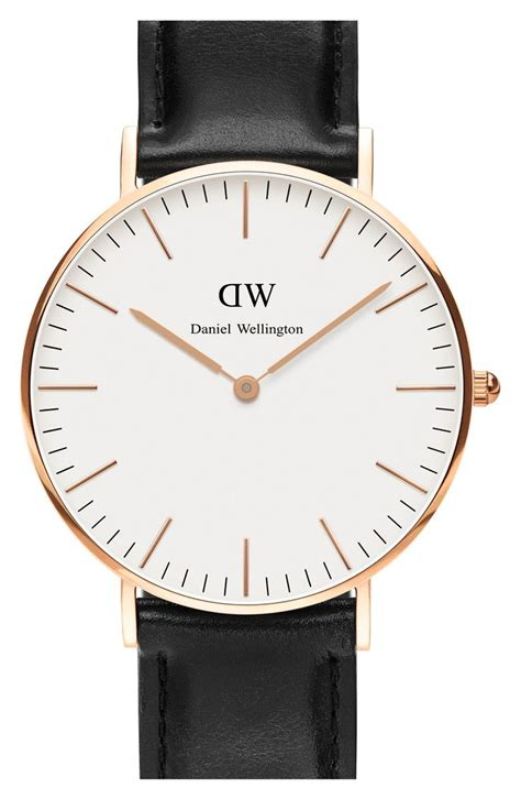 Daniel Wellington Brown Silver Cover Black 51 best watches images on watches
