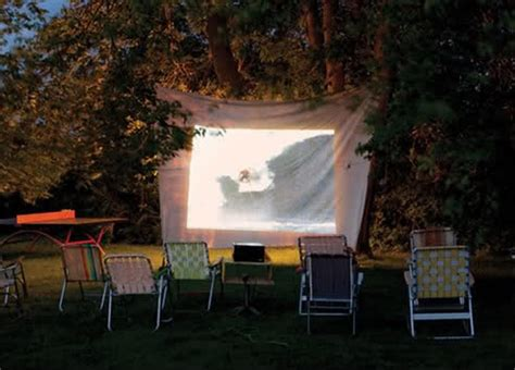 backyard movie night projector backyard movie night my future home must have this
