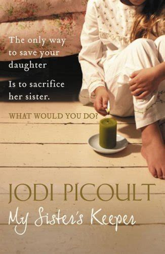 My Keeper By Jodi Picoult my s keeper my s keeper character sketch