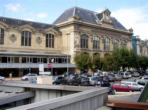 paris austerlitz gare d austerlitz wikipedia