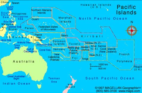 map of the islands animal poaching australasia no animal poaching