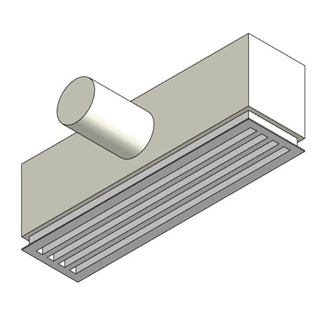 Ceiling Slot Diffuser by Ceiling Slot Diffuser Csd 25 4 Mf Slot With Ceiling Slot