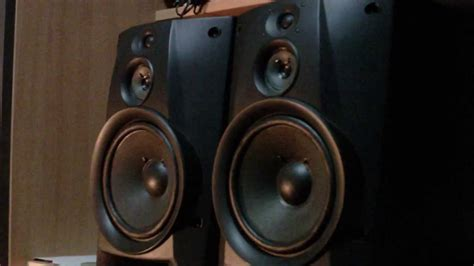 Speaker Simbadda 80 Watt speaker sony 80 watt test