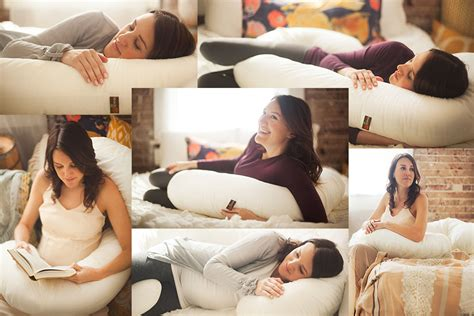 pregnancy comfortable sleeping positions leachco snoogle total best body pillow for pregnancy