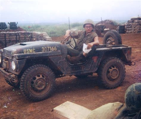 vietnam jeep war usmc jeep and marine vietnam en colores pinterest