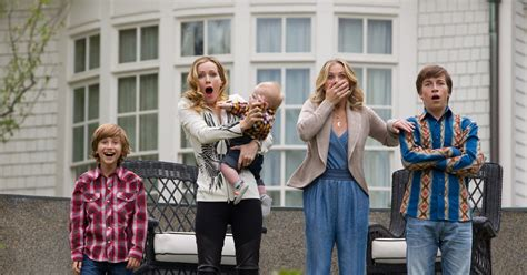 film vacation review in vacation christina applegate and ed helms