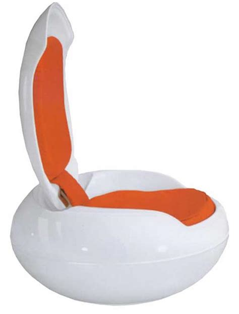 retro futuristic furniture rondocubic chair 01 45 marvelous images for futuristic furniture pouted