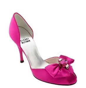 fuschia shoes