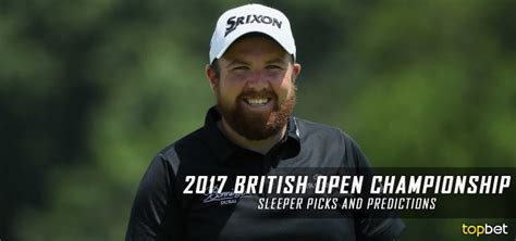 Pga Chionship Sleeper Picks by 2017 Open Chionship Sleeper Picks And Predictions