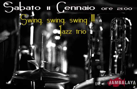 swing music clubs swing swing swing jazz trio jambalaya jazz club