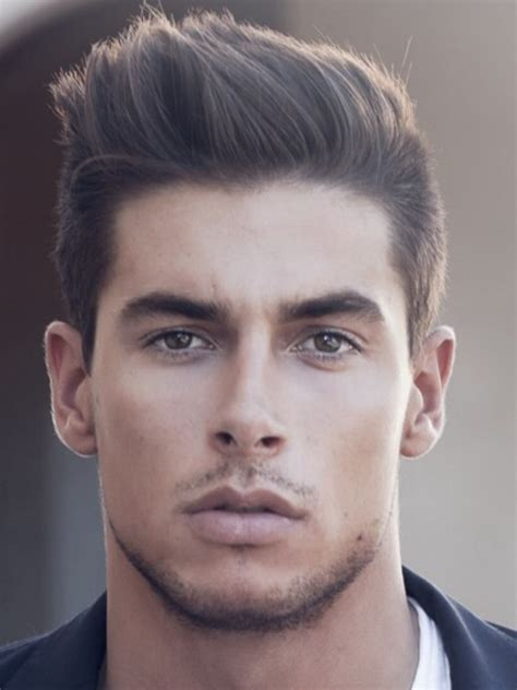 recessed chin hair style just the right amount of facial hair hair pinterest