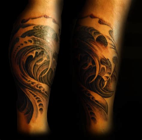 flame tattoo designs for men flames leg classic designs for