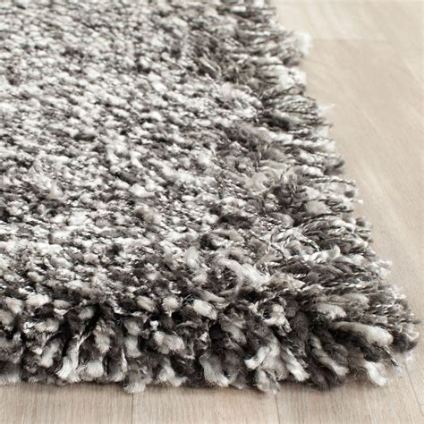 shag rug grey shag rug amazoncom soft shag area rug 7x10 geometric striped ivory blue grey shaggy rug