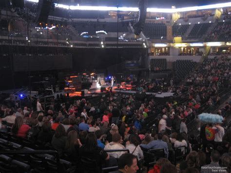 section 16 a bankers life fieldhouse section 16 concert seating