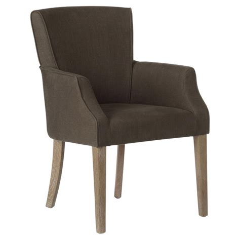 low back armchair truffle low back armchair oak legs oka