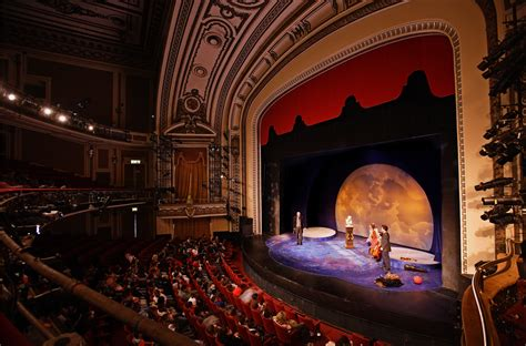 Hammersmith Apollo Floor Plan chicago theater oriental theatre chicago seat view