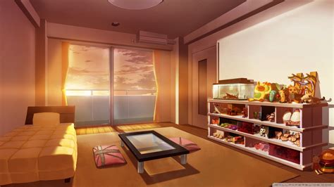 Background Bedroom by Download Bedroom Anime Art Wallpaper 1920x1080 Wallpoper