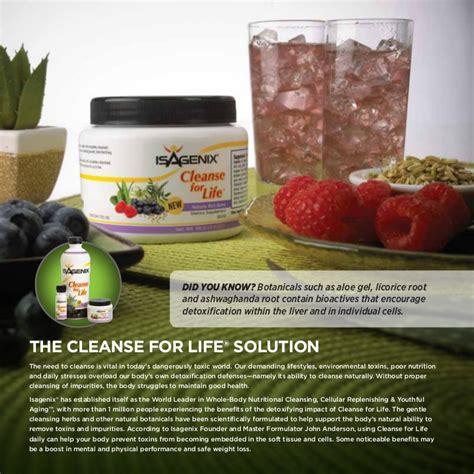 Detox Brochure by Cleanse Brochure