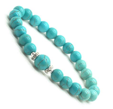 Turquoise For Sale by Pulseira Masculina Pulseiras Bracelets For Free