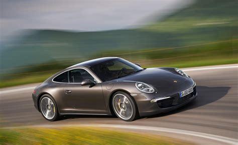 Porsche 911 Carrera 2013 by Car And Driver