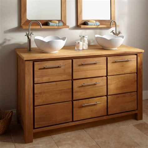Bathroom Inspiring Diy Vessel Sink Vanity For Bathroom Bathroom Wood Vanities