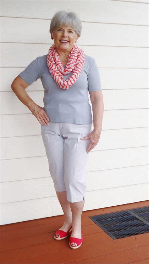 summer styles for women over 60 fashion for older women capri pants for the summer months