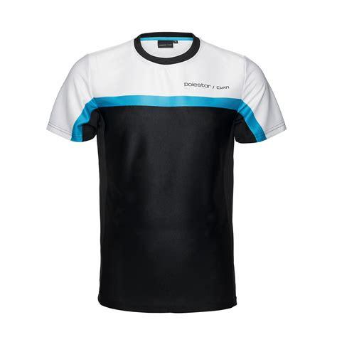 volvo tshirt volvo car lifestyle collection shop polestar cyan team t