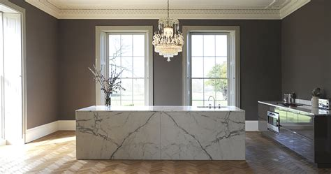Design Your Own Kitchen Island - what granite and marble for luxury kitchen worktops