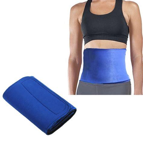 waist for weight loss neoprene slimming belt sauna wrap burn cellulite