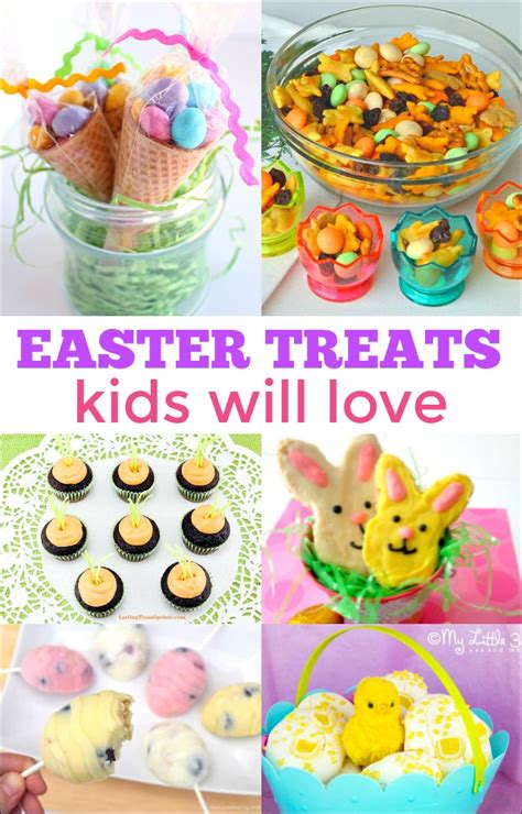 Easter Treats From Me To You by Easter Treats For Mess For Less