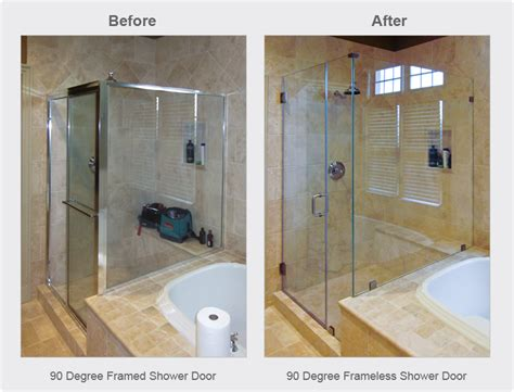 Bathtub With A Door Frameless Shower Doors Why Go Frameless Dulles Glass