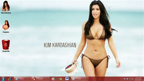 hot themes pc kim kardashian theme for windows 7 8 8 1 digital